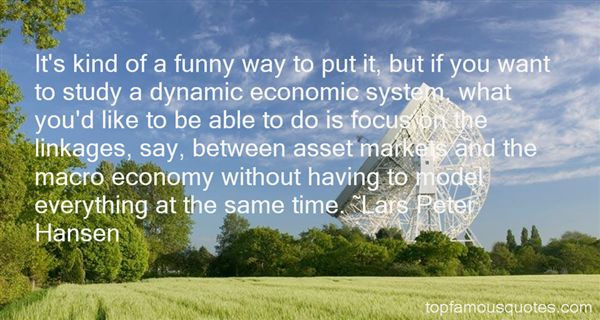 Quotes About Funny Markets