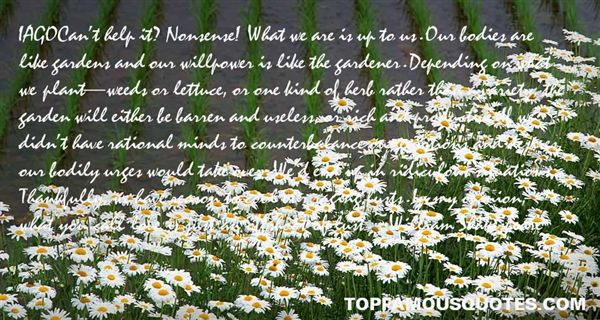 Quotes About Gardener