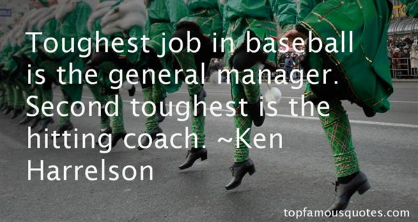 Quotes About General Manager