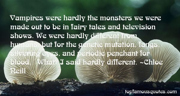Quotes About Genetic Mutation