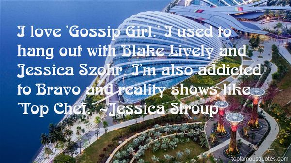 Quotes About Gossip Girl