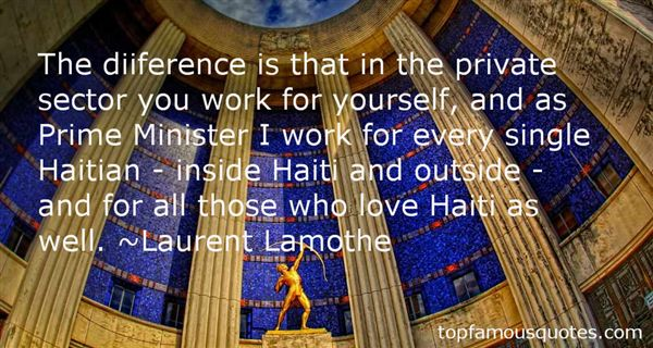 Quotes About Haitian Love