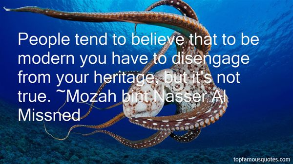 Quotes About Heritage
