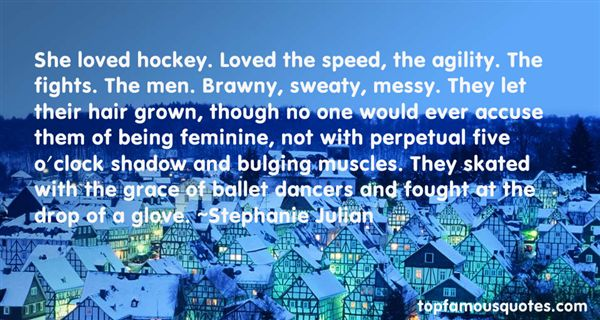 Quotes About Hockey Fights