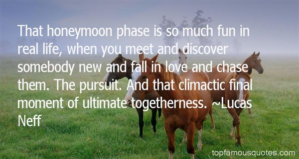 Quotes About Honeymoon Phase
