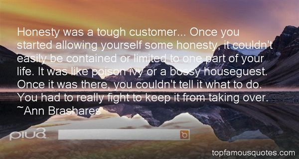 Quotes About Houseguest