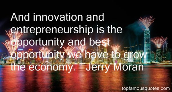 Quotes About Innovation And Entrepreneurship