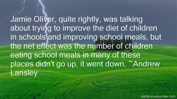 Quotes About Jamie Oliver