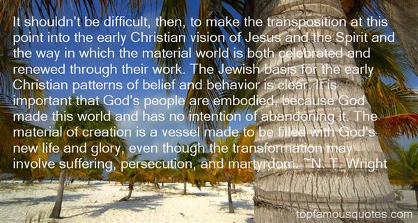 Quotes About Jesus Persecution