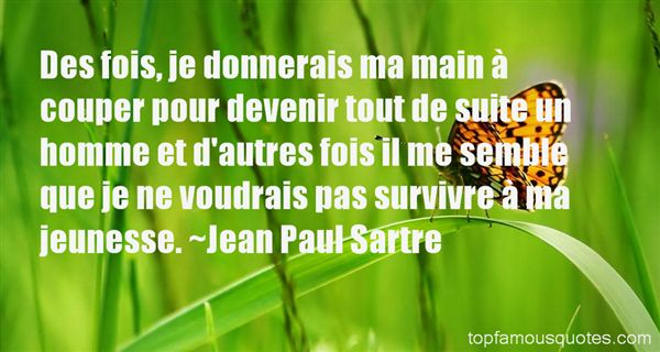 Quotes About Jeu