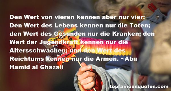 Quotes About Jugend