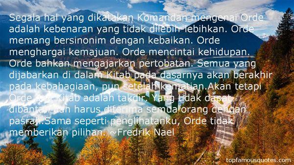 Quotes About Kemajuan