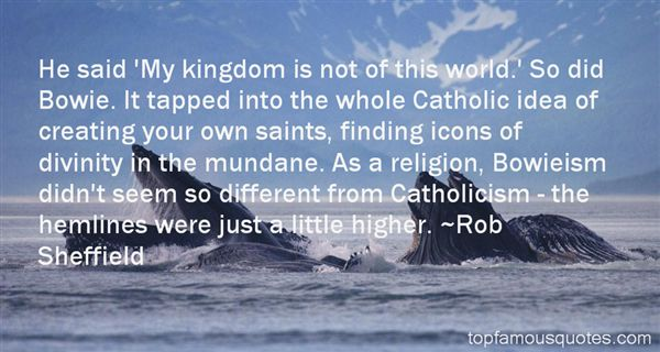 Quotes About Kingdom