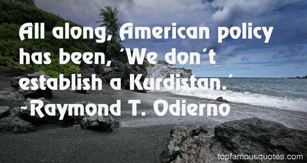 Quotes About Kurdistan