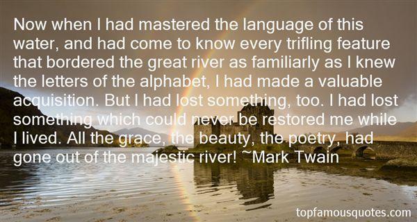 Quotes About Language Acquisition