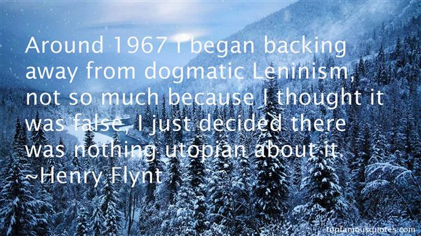 Quotes About Lenin