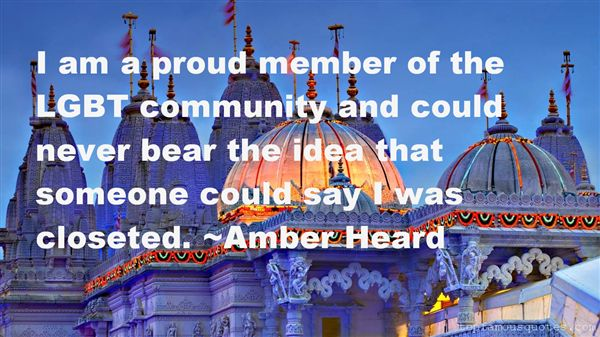 Quotes About Lgbt Community