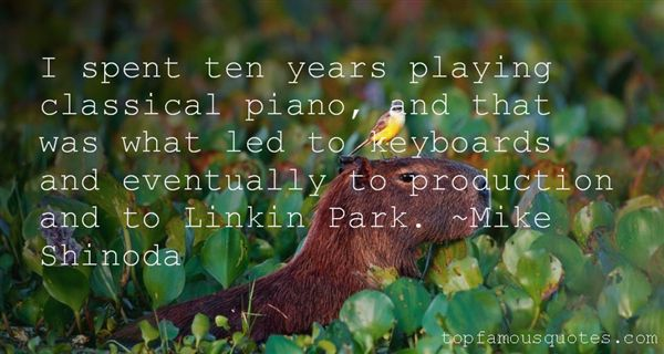 Quotes About Linkin Park