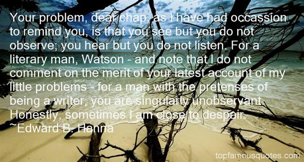 Quotes About Literary
