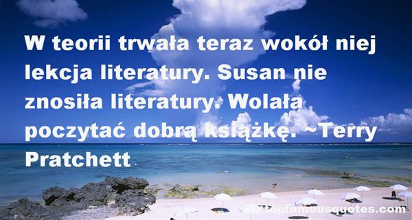 Quotes About Literatury