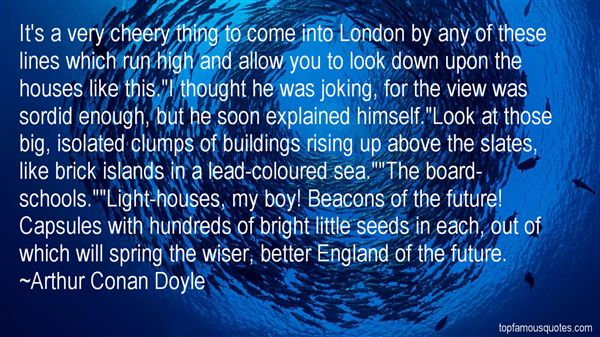 Quotes About London England