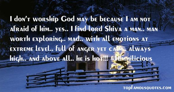 Quotes About Lord Shiva