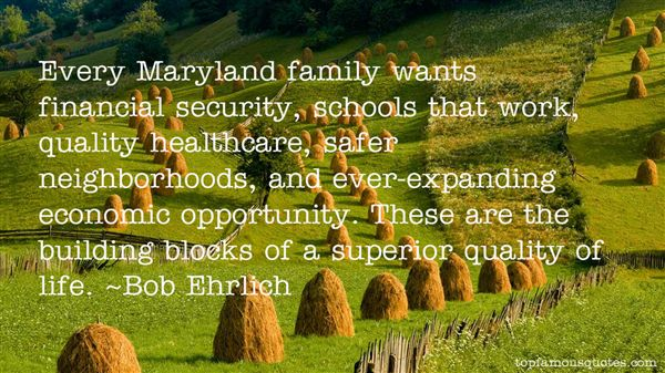 Quotes About Maryland