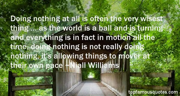 Quotes About Mover
