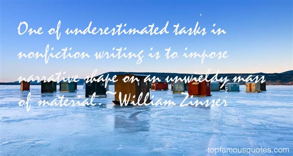 Quotes About Nonfiction Writing