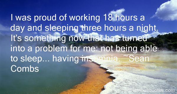 Quotes About Not Being Able To Sleep