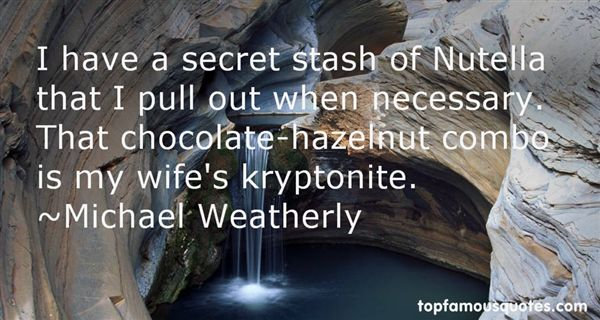 Quotes About Nutella