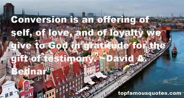 Quotes About Offering To God