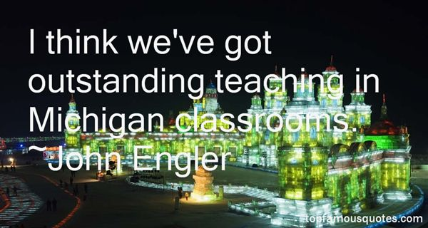 Quotes About Outstanding Teaching