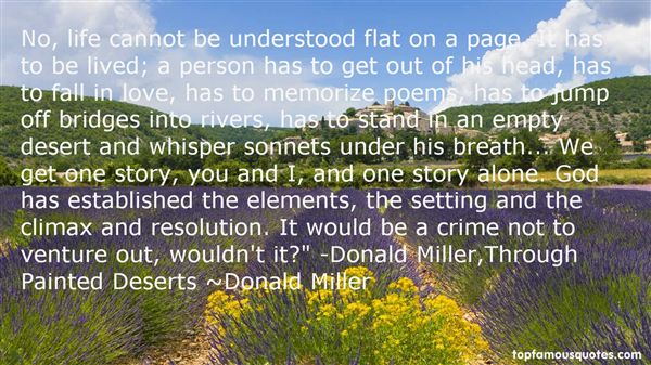 Quotes About Painted Desert