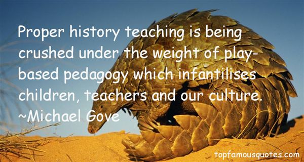 Quotes About Pedagogy