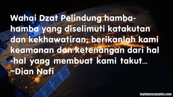 Quotes About Pelindung
