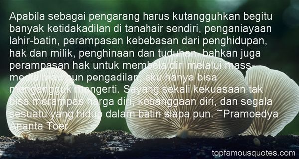 Quotes About Pengarang