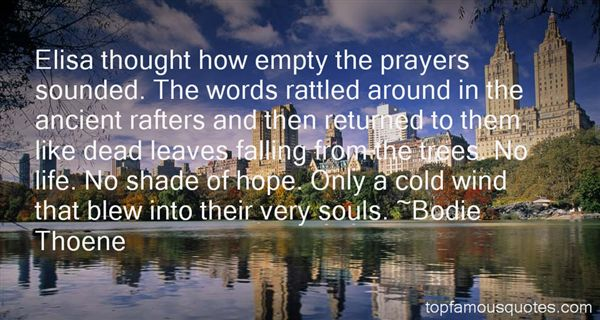 Quotes About Prayers And Hope