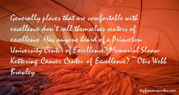 Quotes About Princeton University