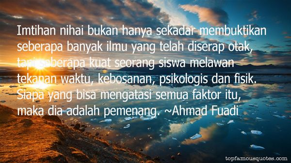 Quotes About Psikologi