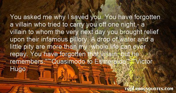 Quotes About Quasimodo