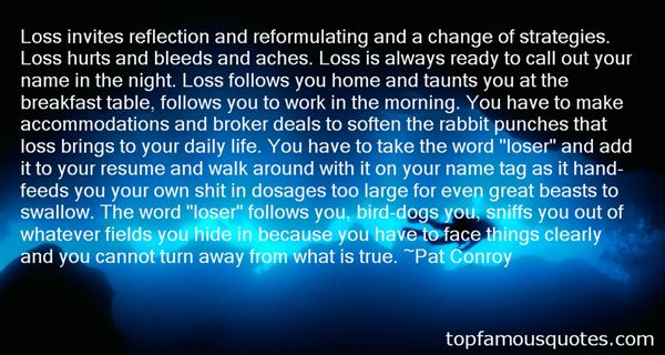 Quotes About Rabbit Loss