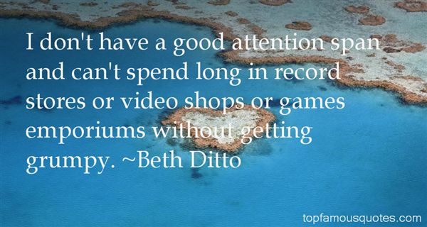 Quotes About Record Stores