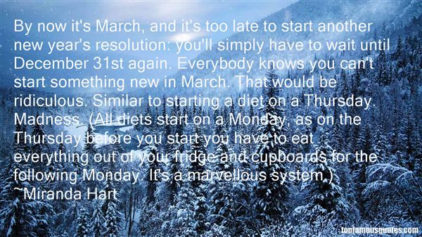 Quotes About Resolution Day