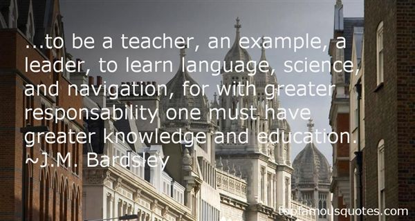 Quotes About Responsability