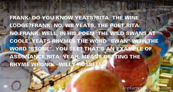 Quotes About Rhyme