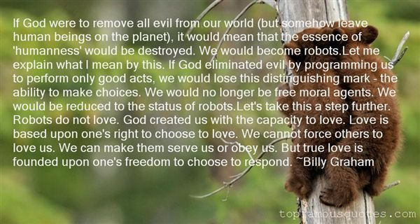 Quotes About Robot Love