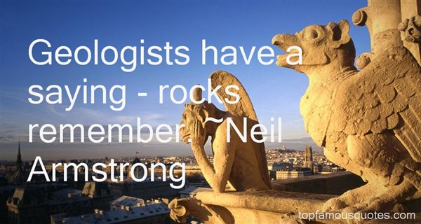 Quotes About Rocks