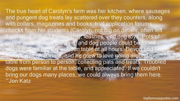 Quotes About Sausage Dogs