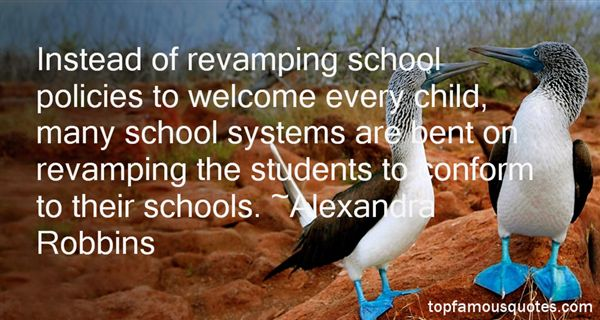 Quotes About School Policies